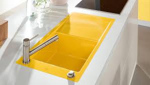 Ausdrucksstark Neue Farben und Designs für Küchenspüle