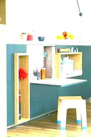 pull out wall desk fold down pretty design drop away mounted and up table diy plans fold down wall desk