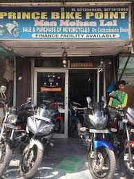 second hand motorbike dealers near me
