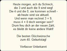 Sprüche Zum 40 Geburtstag Frau Für Plakat Webwinkelvanmeurs