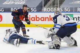 The oilers are appearing for the second straight year in the playoffs and the jets will be in the playoffs for the fourth straight season. Game Notes Winnipeg Jets At Edmonton Oilers Playoff Hockey Arrives