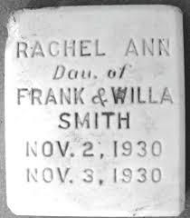 Smith Rachel Ann   Salem Congregation