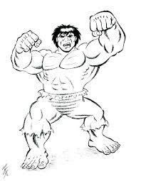 Hulk Coloring Pages Free Incredible Hulk Printable Coloring Pages