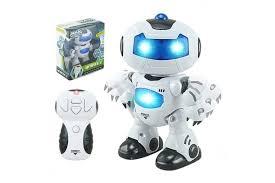 <b>Радиоуправляемый</b> танцующий <b>робот SAMEWIN</b> - купить по ...