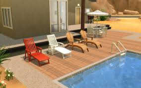 pool lounge chair covers inspirational the sims 4 loolyharb1 2t4 pool side lounge chairs of pool