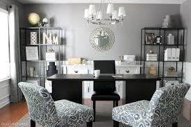 Astonishing Formal Dining Room Into Office 42 On Black Dining Room Table  with Formal Dining Room