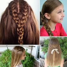 Kids Hairstyles For Girls 67 Awesome Das Nettes Mädchen Zöpfe Klein Mädchen Zöpfe Und Pferdeschwänze
