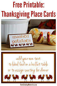 printable thanksgiving greeting cards free printables thanksgiving place cards home cooking memories