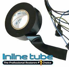 cuda wiring harness 1 roll factory electrical non adhesive wiring harness friction tape oem m nos oe fits