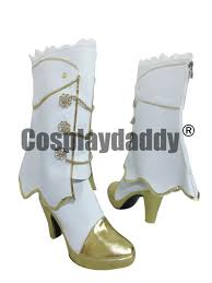 Umi Shoes Size Chart 2019 Love Live Eli Ayase Minami Sonoda Umi Cosplay Wedding White Shoes From Lisacosplay 55 37 Dhgate Com