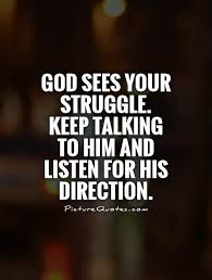 Christian Struggle Quotes Best of Thoughts In Life