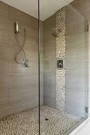 65 bathroom tile ideas pebble mosaic floor decor and earthy with regard to mosaic shower tile decorating
