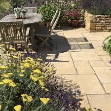 affordable garden paving slabs