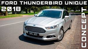 2018 ford thunderbird. brilliant ford 2018 ford thunderbird unique concept review rendered price specs release  date  youtube throughout ford thunderbird o