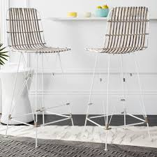 large size of decoration rattan furniture chairs cane swivel bar stools black rattan bar black and