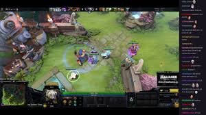 admiral bulldog s stream with chat one dota game then battlerite