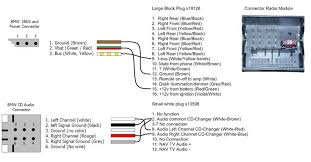 how to convert 1997 cd changer to 6pin 3pin i bus changer and here is my plug diagram in the link bavtech com e34 guides 19 o adapters php