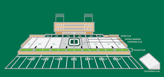 29 Systematic Ohio University Peden Stadium Seating Chart