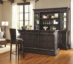 Traditional back bar furniture