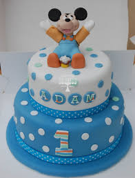Baby Mickey Mouse Cake Ideas 118346 Mickey F1 Cake Cake Id