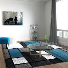 blue and grey area rug contemporary modern boxes blue grey area rug x royal blue and blue and grey area rug