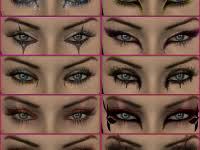 types of eye makeup beautiful eyes diffe eye makeup styles