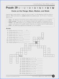 Mean Median Mode Range Worksheet | Rosenvoile.com