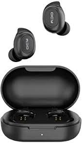 <b>True</b> Wireless Earbuds, QCY <b>T9 TWS</b> 5.0 <b>Bluetooth</b> Headphones ...