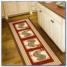 rooster runner rug kitchen rugs washable and runners rooster runner rug