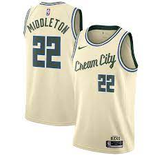 Milwaukee Bucks Nike City Edition ...