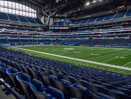 Lucas Oil Stadium Seating Chart For Colts Games Lucas Oil Stadium Section 109 Seat Views Seatgeek