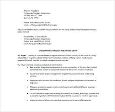 Technical Offer Sample Technical Proposal Format Download And Financial Offer