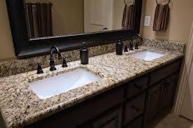 white bathroom cabinets with granite. stylish ideas bathroom sinks for granite countertops santa cecilia granite, and white cabinets with i