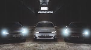2015 Vw Gti Daytime Running Lights Ledriving Headlights Osram Automotive