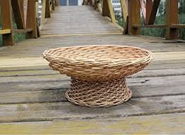 tall storage baskets. Simple Baskets Handmade Baskets Tall Storage Basket Rattan Box Wicker Fruit  Plate Food Bread Intended Storage Baskets W