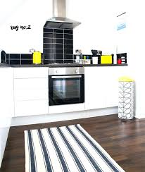 dash and albert striped rug a painter kitchen update
