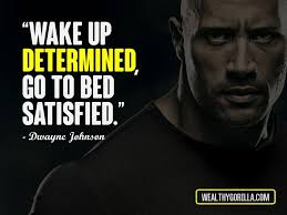 Rock Quotes Gorgeous 48 Motivational Dwayne Johnson Quotes The Rock Wealthy Gorilla