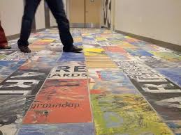 Recycled Flooring Ideas Winsome 15 Creative Cheap With Materials
