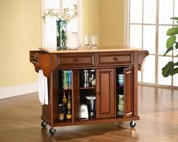 Mobile Kitchen Island Advantages Of Using Kitchen Island Carts Kitchen Granite Portable