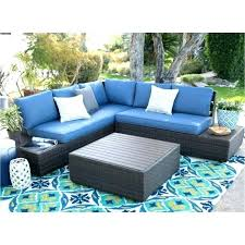 wonderful best outdoor sectional furniture replacement cushions all weather balcony corner outside sofa small wicker patio