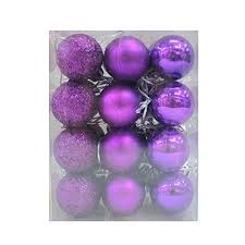Purple Balls For Decoration Adorable MORESAVE 32pcs Christmas Tree Balls Baubles Festival Party Garden