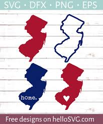 New jersey state svg cut files by mintymarshmallows. New Jersey Svg Free Svg Files Hellosvg Com