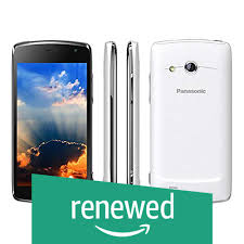 Renewed) Panasonic T21 (White): Amazon ...