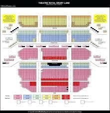 Theatre Royal Drury Lane Seating Chart Cadillac Palace Seating Dpepmis Org