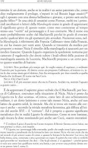 SILVIO MELANI POLISEMIA DEI NOMI NELLA MANDRAGOLA DI MACHIAVELLI - PDF Free  Download