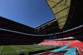 يورو 2020.. شاهد ملعب ويمبلي قبل دقائق من استقبال قمة إنجلترا ضد كرواتيا –  يوم نيوز