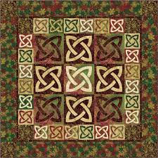 Celtic Ballad quilt by Susan Purney Mark: Give-and-Take Applique ... & Celtic Ballad quilt by Susan Purney Mark: Give-and-Take Applique technique Adamdwight.com