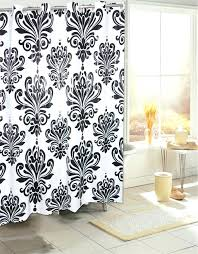 shower curtain material beacon hill black white on shower curtain a shower curtain material uk shower curtain liner fabric by the yard