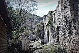 ghost village of kayakoy near fethiye, turkey history and photos Kayakoy Turkey Map Kayakoy Turkey Map #35 Oldest Church in Turkey