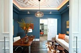 home office wall colors. Contemporary Home Wall Colors For Office Home Photos Ideas View In Gallery  Wonderful Use Of Color   Inside Home Office Wall Colors I